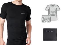 1, 2 oder 3  Herren Sport Funktions Wäsche Shirt + Pant   Hemd  Slip seamless