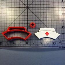 Nurse Cap 101 Cookie Cutter Set