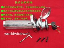 Excavator Accessories Anti-theft Petrol Locking Cap Lock For Hitachi Komatsu