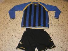 Azione!!! 14 maglia manica lunga-Sets Riad V. LEGEA, Azur/Nero Mis. S - 2xl