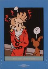 Franquin serigraphie Archives Secretes Spirou Reflechissons Mauvaise Tete 1991