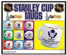 NHL CERAMIC STANLEY CUP CHAMPIONS MINI MUG  1944-1973