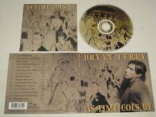 BRYAN FERRY/AS TIME GOES PAR(8482712/DGVIR89) CD ALBUM