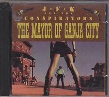 JFK AND THE CONSPIRATORS - the mayor of ganja city CD