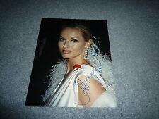 ADRIANA KAREMBEU signed autographe en personne 20x25 cm