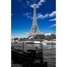 Pegatinas nevera decoración Torre Eiffel 60x90cm ref 6233 6233