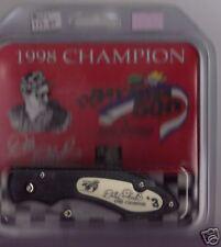 Dale Earnhardt 1998 Daytona 500 Champion Frost Cutlery