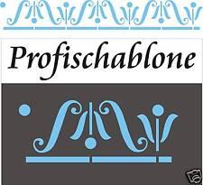 Schablone, Malerschablonen, Wandschablone, Stencils, Dekor - stilisierte Blume