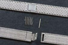 Heuer Monaco Silverstone watch band clasp spring rare NSA bracelet part 14 sold