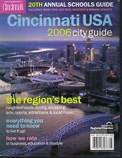 Cincinnati USA 2006 City Guide Annual Schools Guide