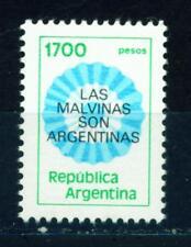Argentina 1982 Falklands War overprinted stamp MNH