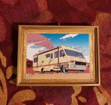 RV Krystal Ship Breaking Bad Christmas Ornament/Magnet/DHM Camper Mobile Home