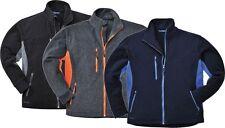 Stylish Texo Heavy Fleece Anti-Pill Fabric Coat Outdoor Work Jacket Pockets TX40