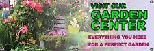 Tienda de banner centro de jardín al aire libre de PVC cartel anuncio libre ilustraciones para mostrar Ace