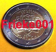 Portugal - 2 euro 2007 comm.(Verdrag van Rome)
