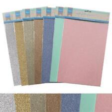 Marianne Design A4 Soft Glitter Paper 5pcs