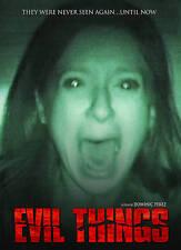 Evil Things (DVD, 2011) Laurel Casillo, Elyssa Mersdorf, Torrey Weiss R-RATED