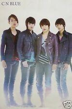 "CN BLUE ""LIGHT BEHIND BAND"" POSTER FROM ASIA - Korean Boy Band, K-Pop Music"