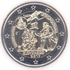 Slowakei alle 2 Euro Gedenkmünzen / Sondermünzen - alle Jahre wählen - Neu