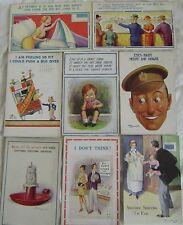 Vintage Comic Postcards Signed Reg Maurice - Most Regent Series (Your Choice)