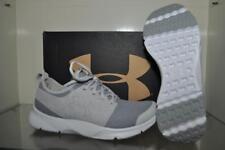 Under Armour Drift Mineral Womens Running Shoes 1288065 002 White/Gray NIB