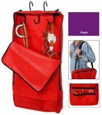 Tough-1 Bridle Bag with 3 Prong Tack Rack
