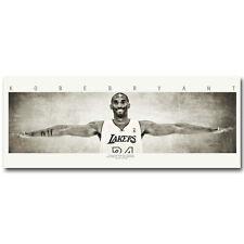 Kobe Bryant Wings Basketball Sport Silk Poster 13x34 24x62 inch