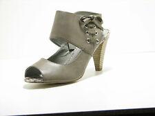 Laura Scott Sandalette Pantolette Pumps Sandale Damenschuhe High Heels