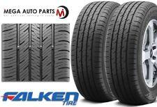 2 X Falken Sincera SN250 A/S 215/50R17 95V XL All Season High Performance Tires