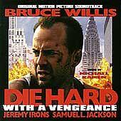 Die Hard With A Vengeance Movie Soundtrack (CD 1995)Michael Kamen~Lovin Spoonful