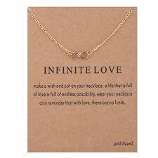 Love Karma Wish Angel Free Spirit Arrow Birthday Gold Pendant Necklace US SELLER