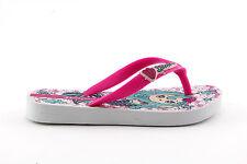 f3b92055e16f3 Ciabatta infradito da bambina rosa bianca Ipanema junior mare casual moda  gomma