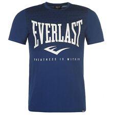 T-Shirt Homme EVERLAST (Du S au XL) Neuf