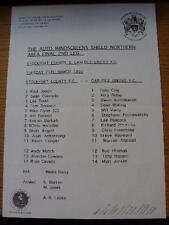 25/03/1997 teamsheet: membri associati Cup [AUTO PARABREZZA] area Settentrionale FIN