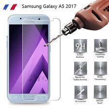 vitre protection verre trempé film de protecteur d'écran pour Galaxy A5 2017