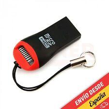 Adaptador tarjeta micro SD a USB [ lector de tarjetas microSD a USB ]