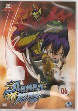 """DVD    """"SHAMAN KING"""" n 6    NEUF SOUS BLISTER"""