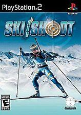 SKI & SHOOT-NLA PS2 SPO NEW VIDEO GAME