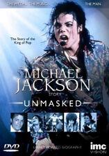 Michael Jackson - Unmasked (DVD, 2009)not blueray