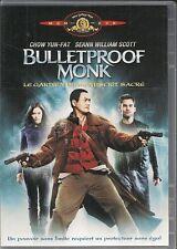 DVD ZONE 2--BULLETPROOF MONK--CHOW YUN FAT/WILLIAM SCOTT/HUNTER