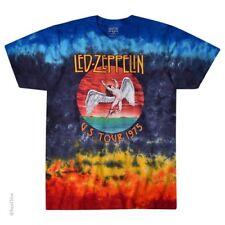 Led Zeppelin Icarus 1975 S, M, L, XL, 2XL, 3XL, 4XL, 5XL, 6XL Tie Dye T-Shirt