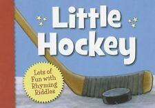 Little Hockey (Board Book)