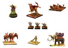 "15mm fantasy-unpainted - ""orde di cose"" - MOSTRI, divinità & beasts-multi-listing"