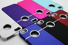 Glänzend Chrom Stil Harte Rück Schale / Schutz Hülle Für Apple iPhone 5