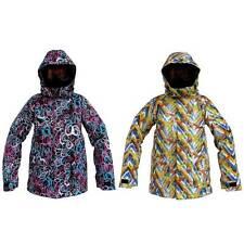 AIRTRACKS Damen Snowboard Jacke Skijacke Jacke Winterjacke Größen S M L / Neu