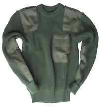 BW Pullover militare federale Pullover poliacrilico verde oliva