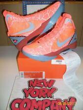 "Nike Zoom HyperDunk 2011 BG ""Dunk 10.0"" Brght Mng/Blk (Blake Griffin) 484935 800"