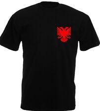 Albanien T-Shirt Albania Shqipëria Hoodi Pulli Albanien kosovo Balkan Tirana Sh