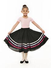 Mädchen alle Farben Schleife Rad Charakter Rock Tanz Ballett von Katz