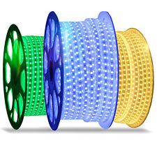 5m-50m LED Stripe Leiste Streifen Band 5050 Lichtschlauch Lichtstreifen IP65 W